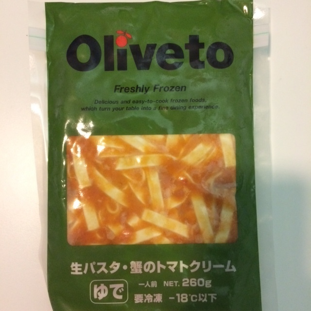 Oliveto 蟹トマト.JPG